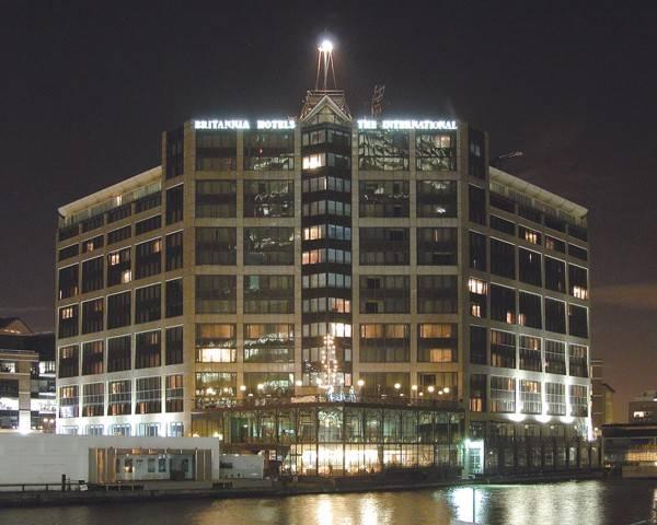 Hotel Britannia International Canary Wharf