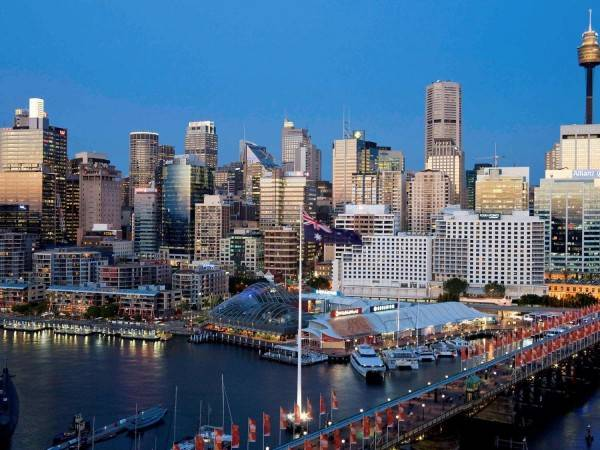 Hotel Novotel Sydney on Darling Harbour