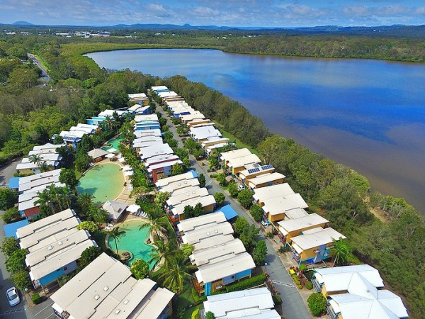 Hotel Noosa Lakes Resort