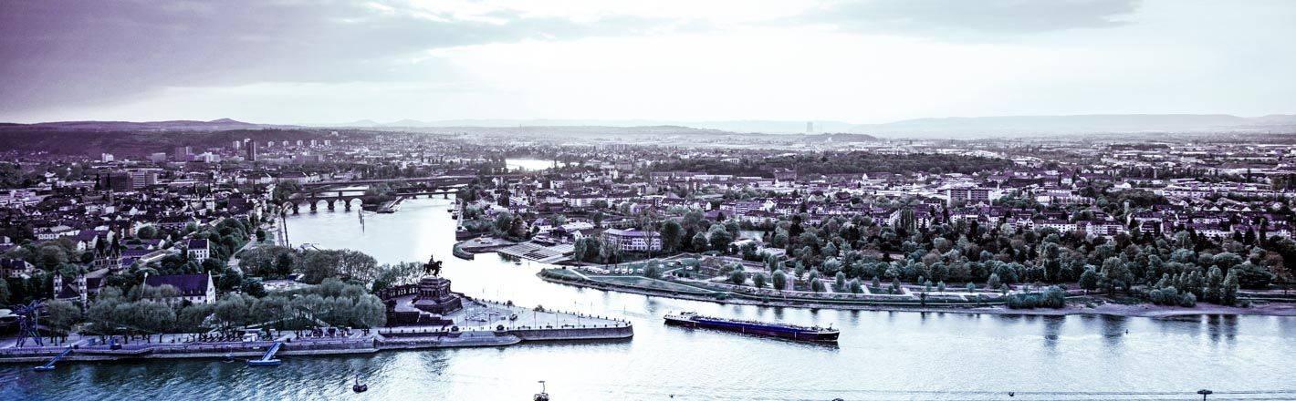 Hoteles en Koblenz (Rhineland-Palatinate)