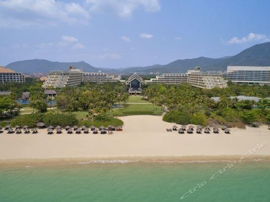 Hotel Sheraton Sanya Yalong Bay Resort