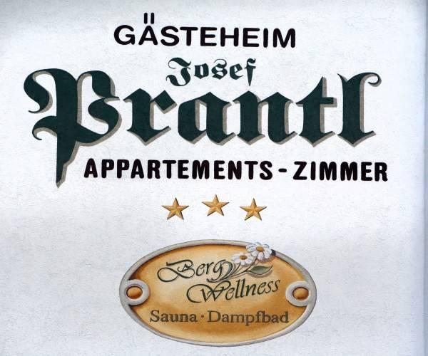 Gästeheim Prantl Pension