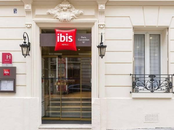 Hotel ibis Paris Vaugirard Porte de Versailles