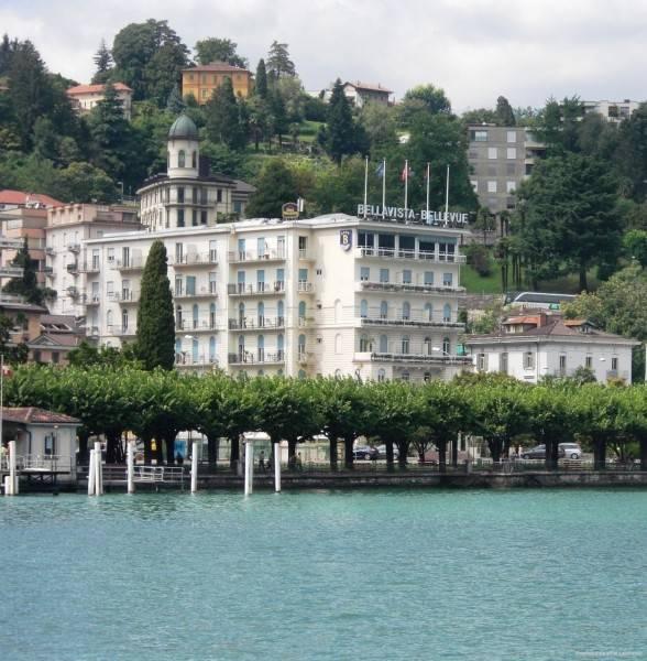 Hotel Best Western Bellevue au Lac