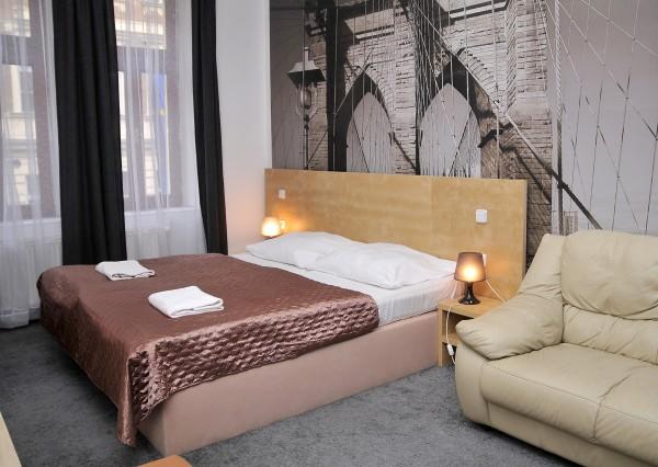 Hotel Andel Apartmany
