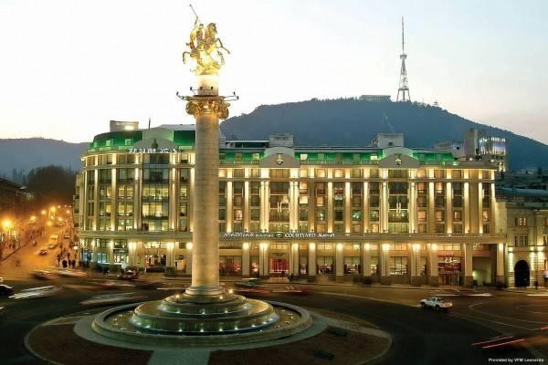 Hotel Courtyard Tbilisi