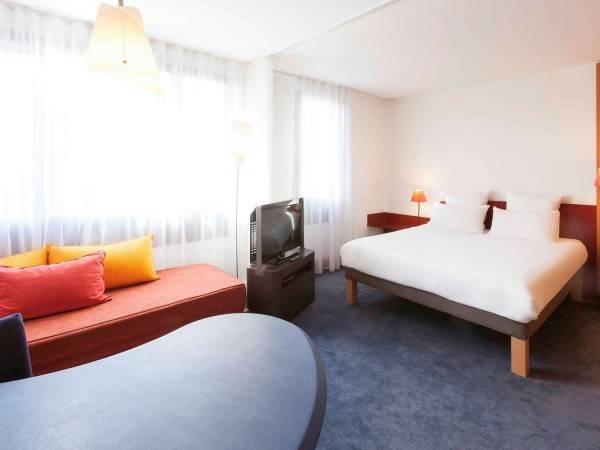 Hotel Novotel Suites Nancy Centre