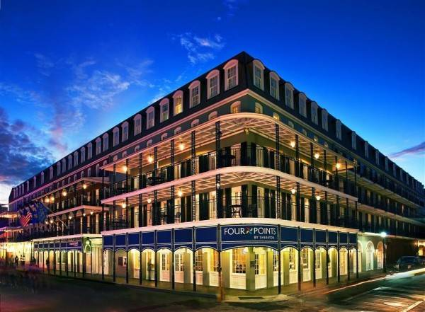 Hotel Four Points by Sheraton French Quarter