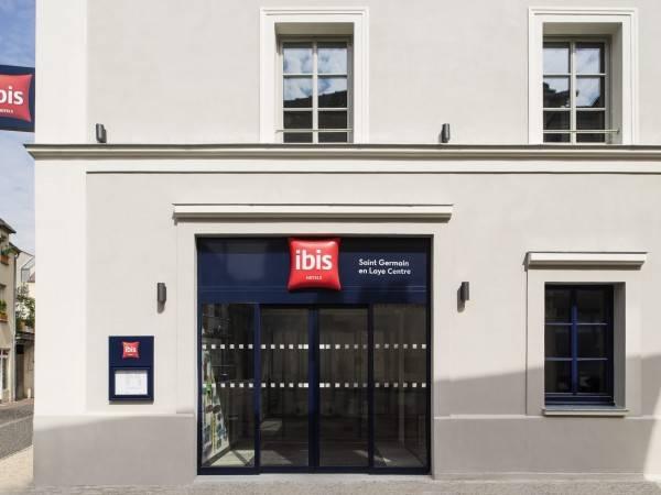 Hotel ibis Saint-Germain-en-Laye Centre