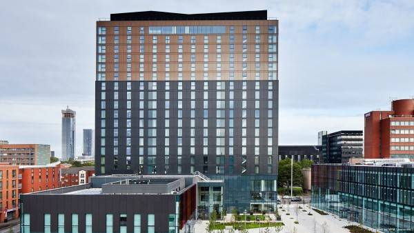Hotel Staybridge Suites MANCHESTER - OXFORD ROAD