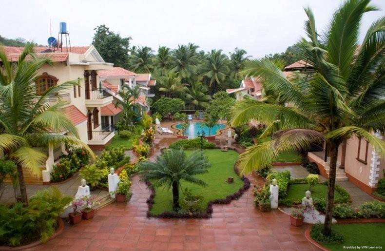 Hotel Taj Fort Aguada Resort and Spa - 5 HRS star hotel in Old Goa (State of Goa)