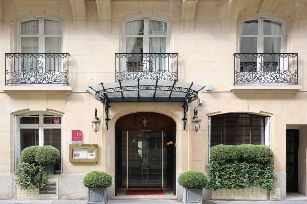 Hotel Best Western Premier Trocadero La Tour