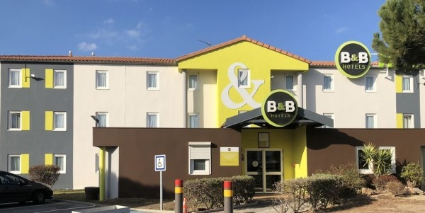 B&B Hotel Marseille Estaque