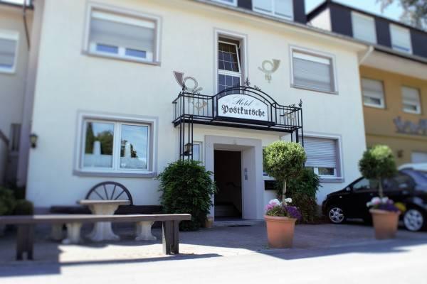 Hotel Postkutsche Garni