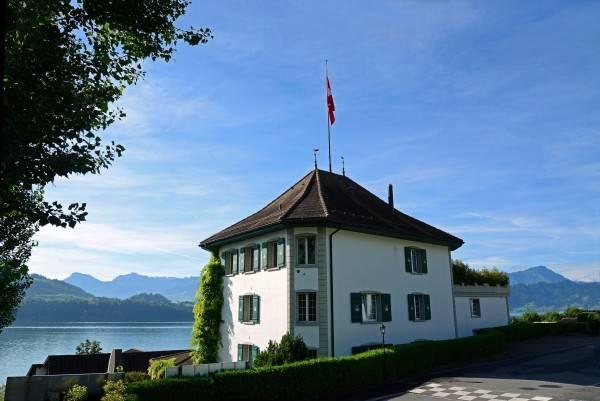 Hotel Jagd-Schloss Swiss-Chalet Merlischachen