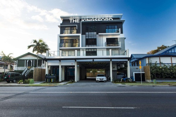 an Ascend Hotel Collectio The Kingsford