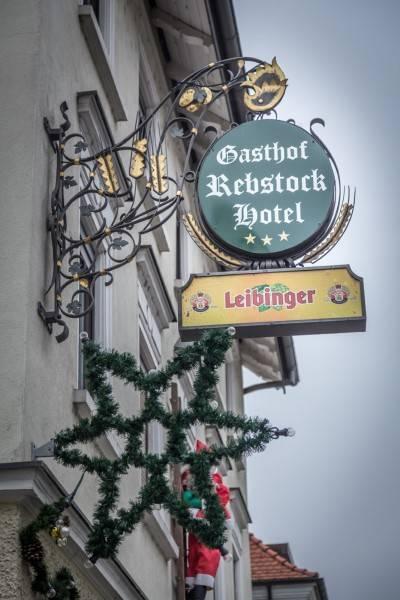 Hotel Rebstock Gasthof