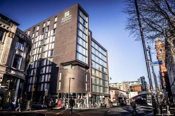 Holiday Inn Express MANCHESTER CC - OXFORD ROAD