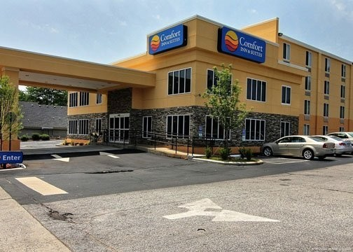 Quality Inn and Suites Greenville