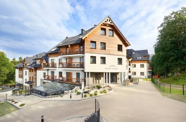 Hotel Cristal Resort Szklarska Poręba by Zdrojowa