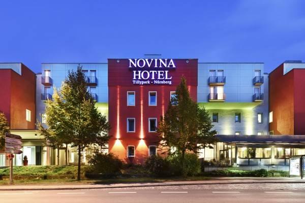 Hotel Novina Tillypark