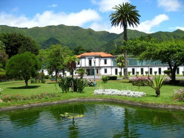 Furnas Boutique Hotel – Thermal & SPA