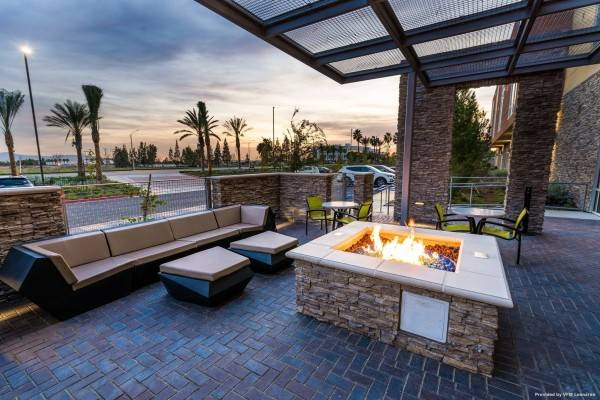 Hotel SpringHill Suites Ontario Airport/Rancho Cucamonga