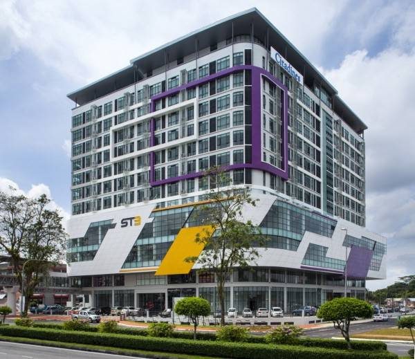 Hotel Citadines Uplands Kuching