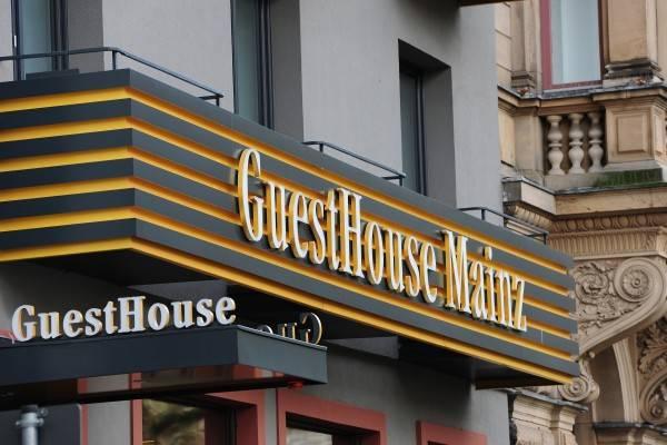 GuestHouse Mainz Nichtraucherhotel