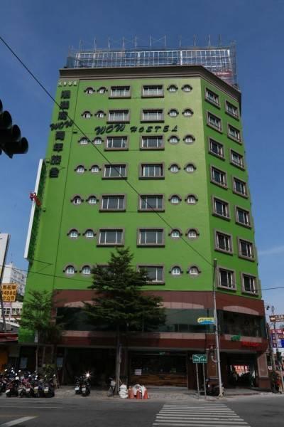 Hualien Wow Hostel