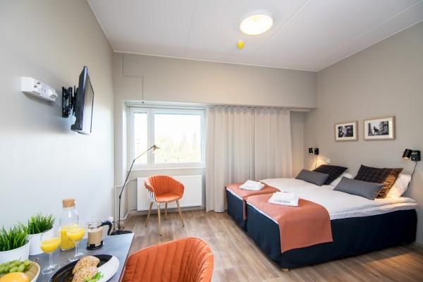 Forenom Aparthotel Leppävaara