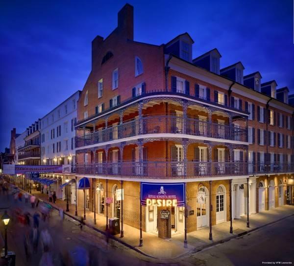 Hotel Royal Sonesta New Orleans