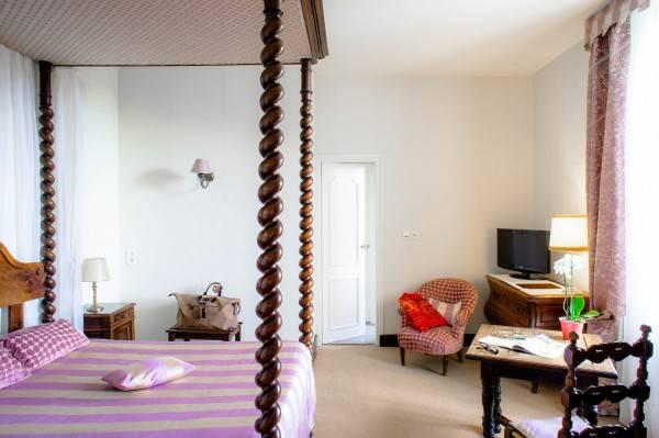 Hotel Chateau Bellevue Symboles de France