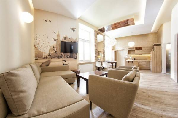 Hotel Yourplace Top Apartments