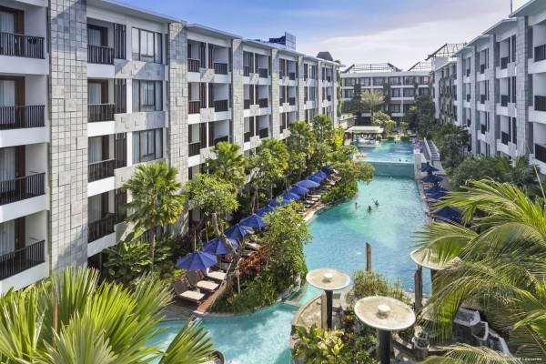 Hotel Courtyard Bali Seminyak Resort