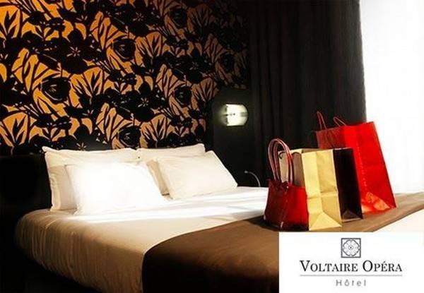 Hotel Voltaire Opera Nantes Centre (ex Qualys-Hotel)