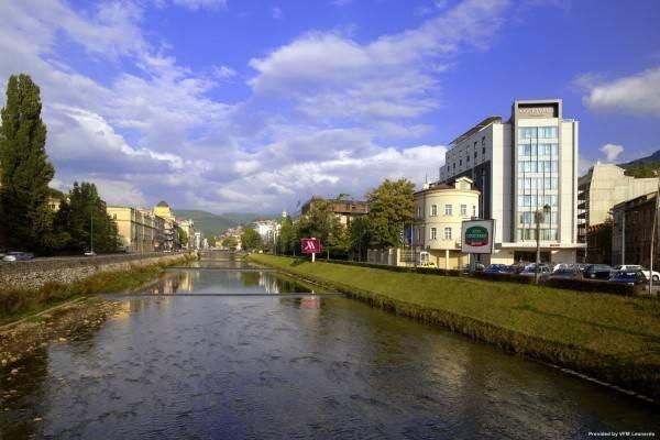 Hotel Courtyard Sarajevo