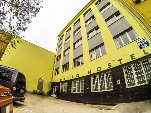 Patio Hostel