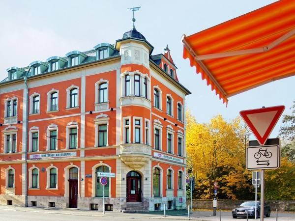 Hotel Fürstenhof am Bauhaus