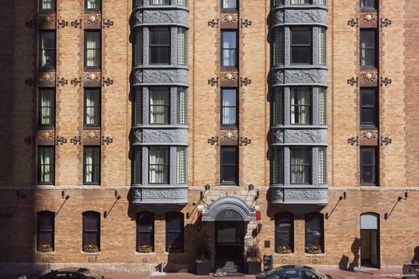 Hotel Courtyard Boston Copley Square