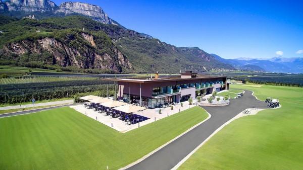 Hotel The Lodge- Golf Club Eppan