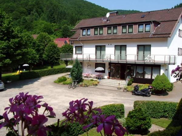 Hotel Haus Iris Garni