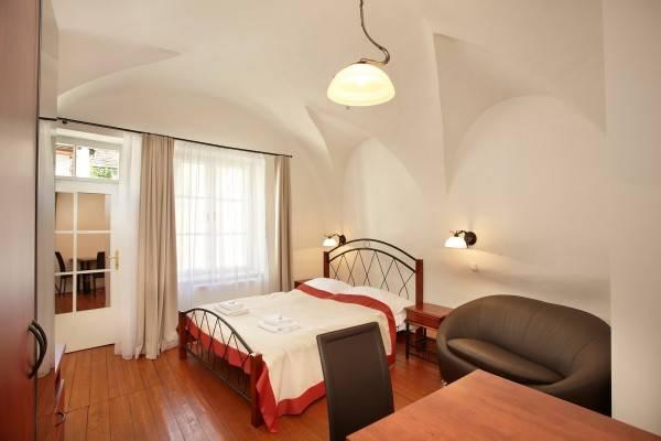 Hotel Residence Muzeum Vltavinu