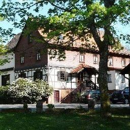 Hotel Reußenkreuz Waldgasthof