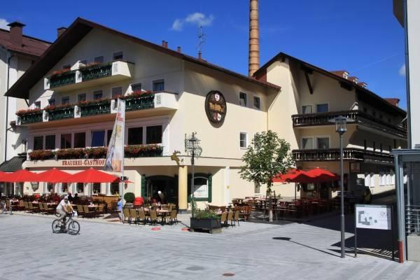 Hotel Hirsch Brauerei-Gasthof