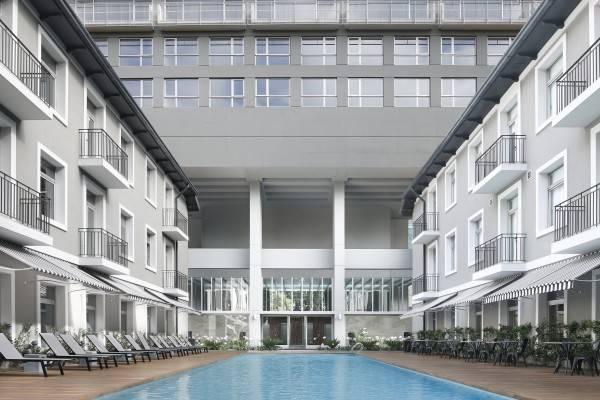Hotel CH Madero Urbano Suites