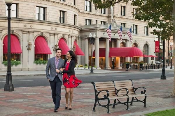 Hotel Fairmont Copley Plaza