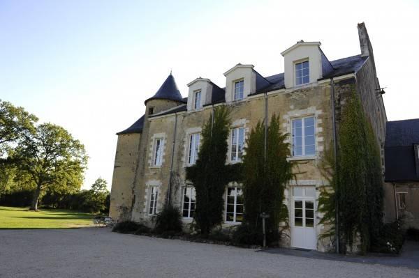 Hotel The Originals Relais Le Manoir de La Jahotière (ex Relais du Silence)