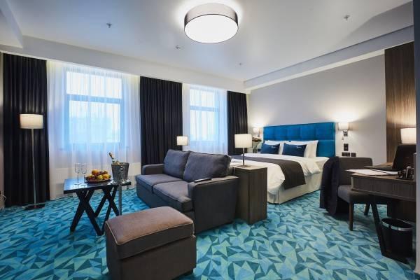 Hotel Mirotel Novosibirsk