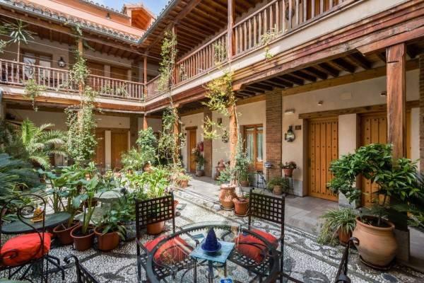 Abadía Hotel Granada Centro